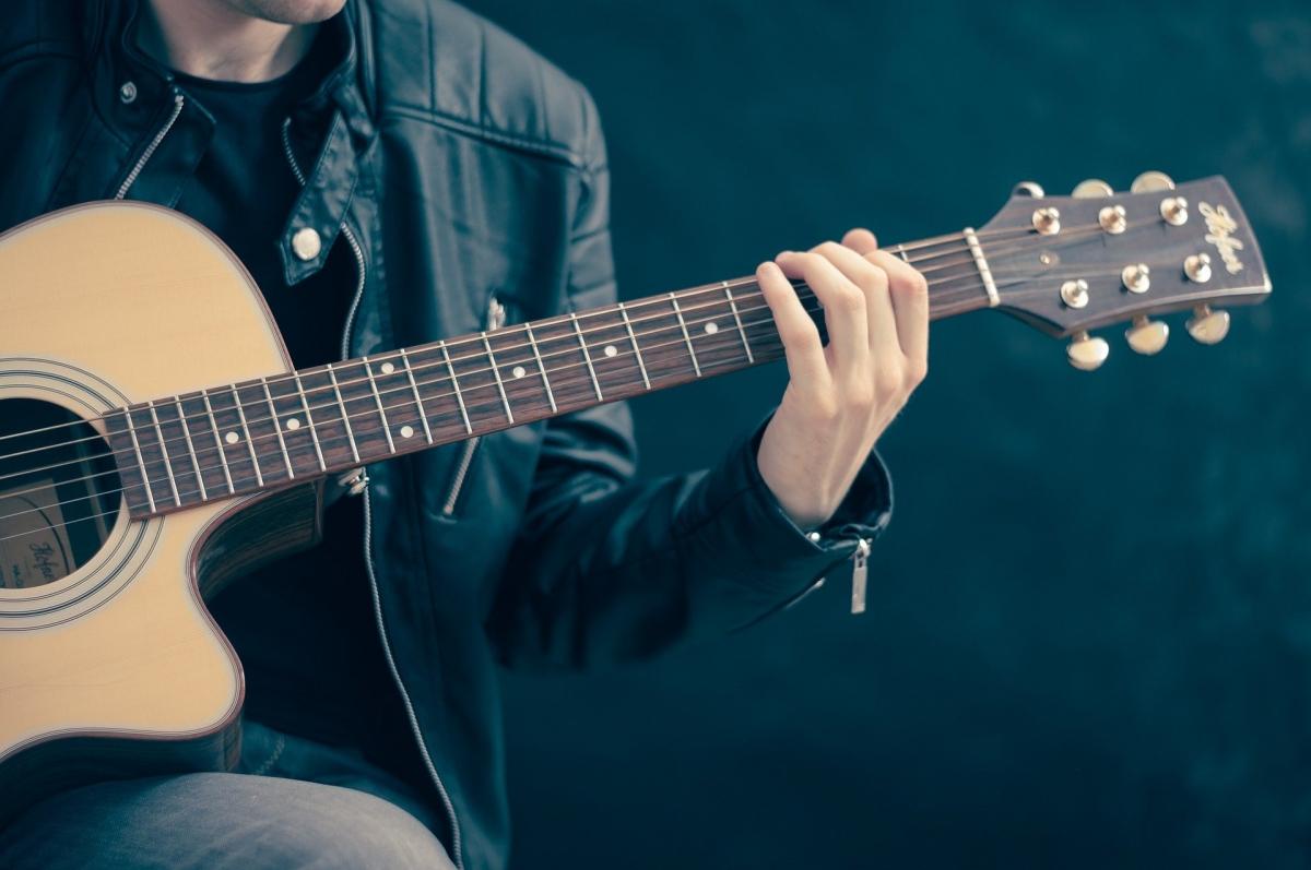 zdjęcie gitara