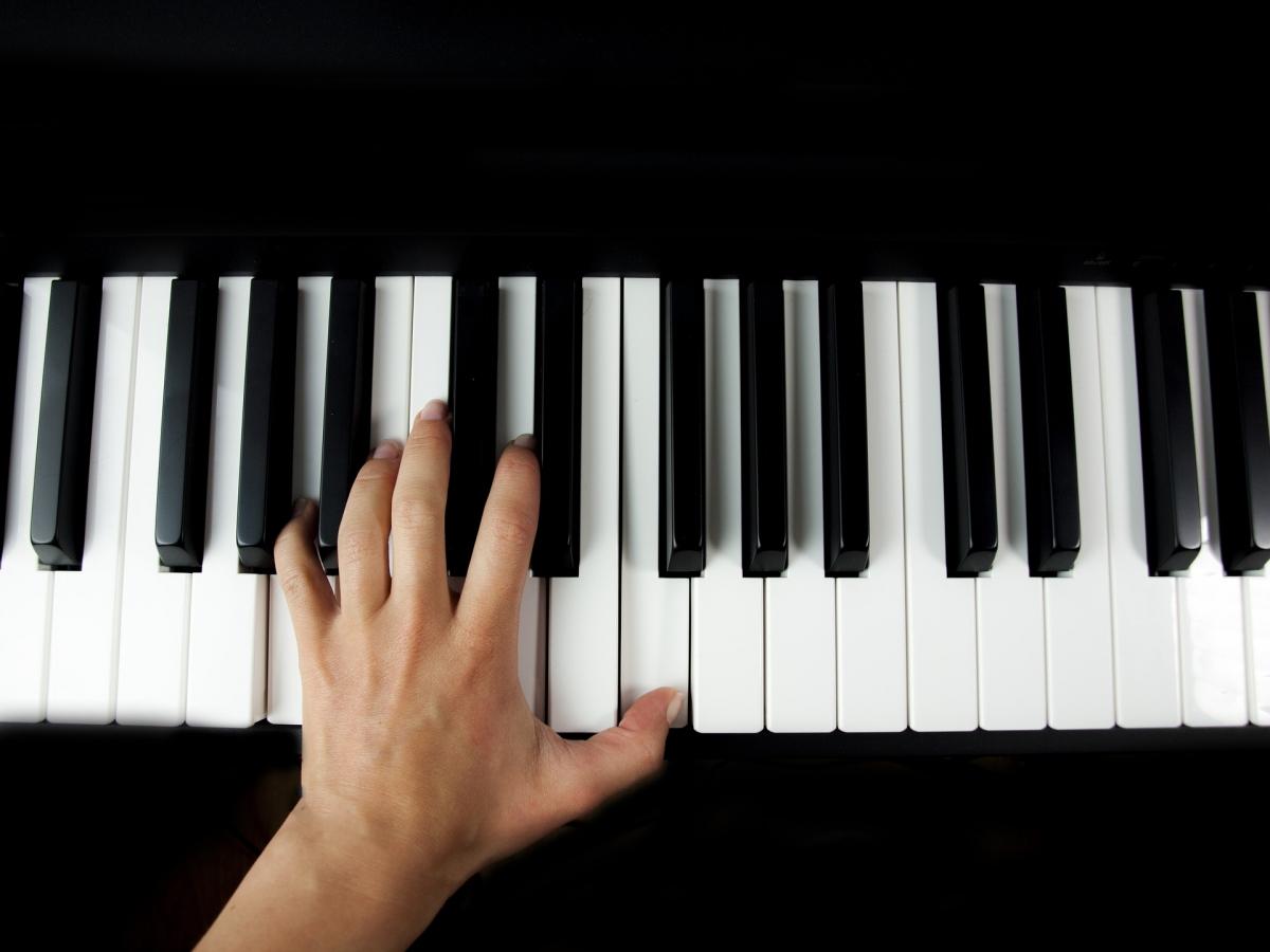 zdjęcie pianino